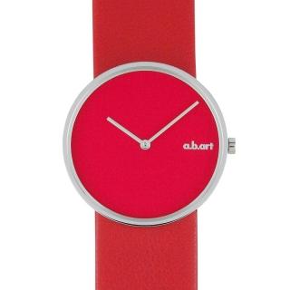 obrázek Dámské hodinky a.b.art D103 - červené