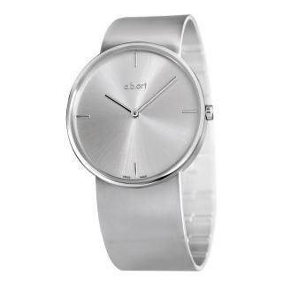 obrázek Dámské hodinky a.b.art D104s - stříbrné