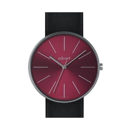 Dámské hodinky a.b.art DL103 - červené f75e73cae8