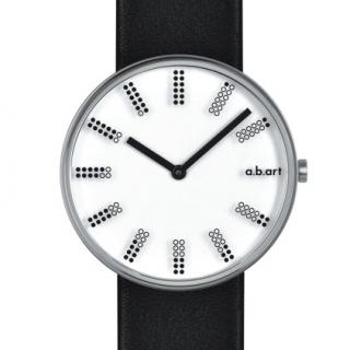 obrázek Dámské hodinky a.b.art DL401 - bílé
