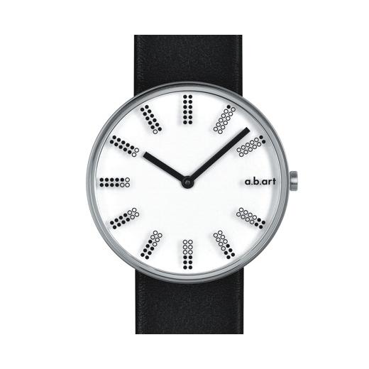 Dámské hodinky a.b.art DL401 - bílé