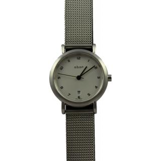obrázek Dámské hodinky a.b.art KSD105 - stříbrné