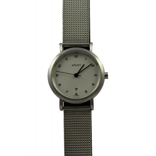 Dámské hodinky a.b.art KSD105 - stříbrné