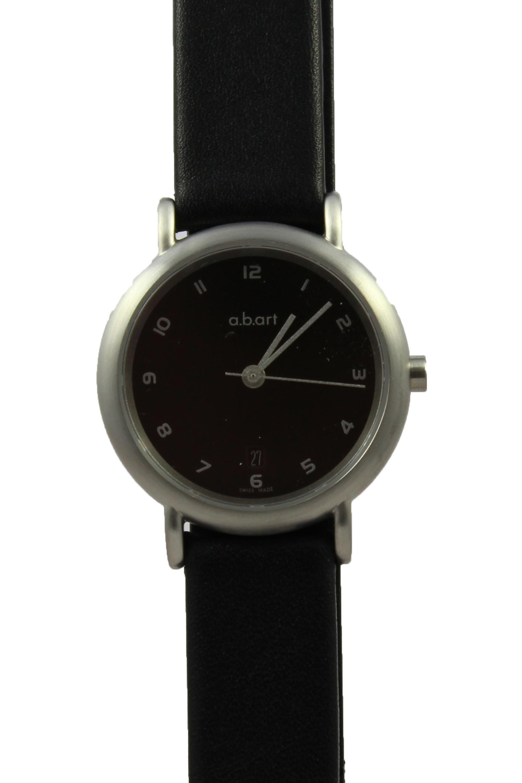 Dámské hodinky a.b.art KSD106 - černé  fbcdaf8e13