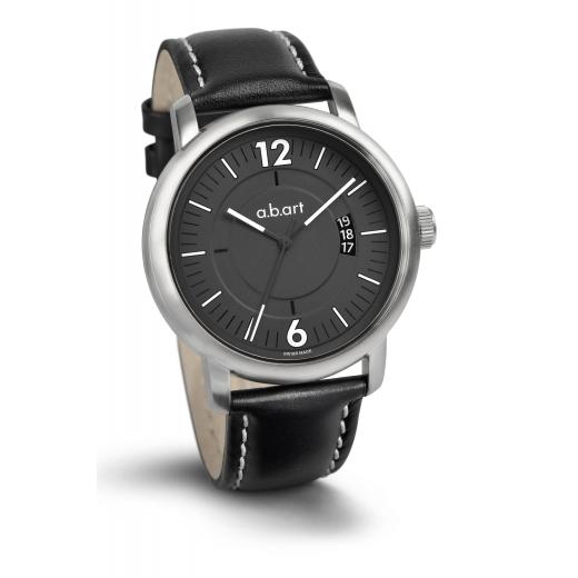 Pánské automatické hodinky a.b.art MA104 - černé