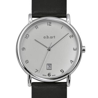 obrázek Pánské hodinky a.b.art KLD107 - stříbrné