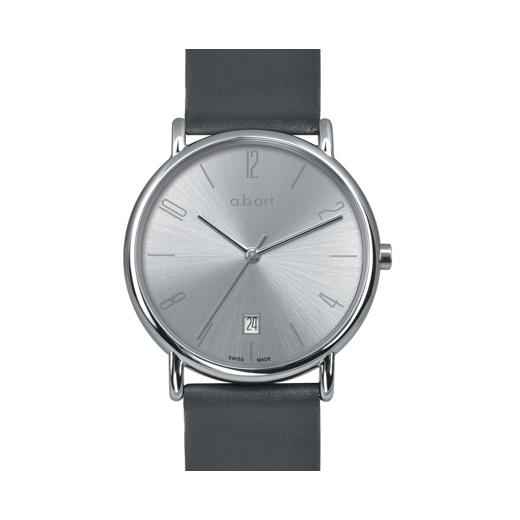 Pánské hodinky a.b.art KLD113 - stříbrné