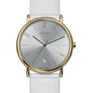 obrázek Unisex hodinky a.b.art KLD120 - stříbrné