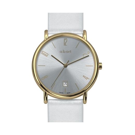 Unisex hodinky a.b.art KLD120 - stříbrné
