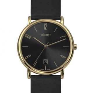 obrázek Unisex hodinky a.b.art KLD121 - černé