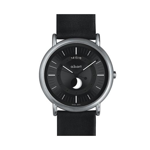 Unisex hodinky a.b.art KLD202 - černé