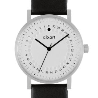 obrázek Pánské hodinky a.b.art O101 - stříbrné