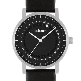 obrázek Pánské hodinky a.b.art O102 - černé
