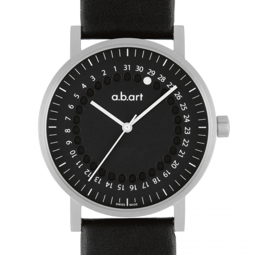Pánské hodinky a.b.art O102 - černé