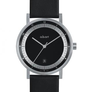 obrázek Pánské hodinky a.b.art O402 - černé