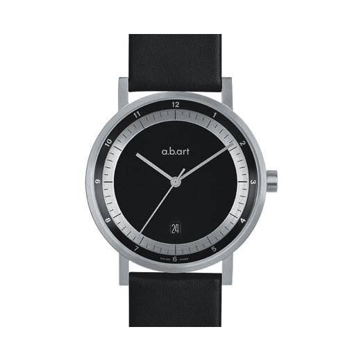 Pánské hodinky a.b.art O402 - černé