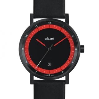 obrázek Pánské hodinky a.b.art O450 - černé