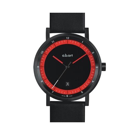 Pánské hodinky a.b.art O450 - černé