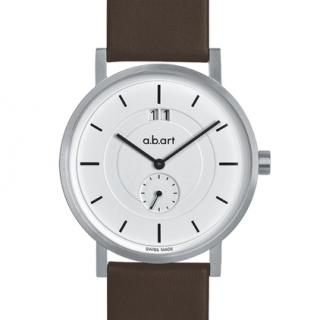 obrázek Pánské hodinky a.b.art O601 - bílé