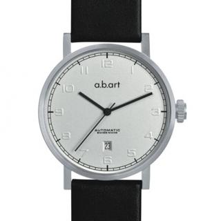 obrázek Pánské automatické hodinky a.b.art OA105 - stříbrné