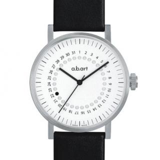 obrázek Pánské automatické hodinky a.b.art OA107 - bílé