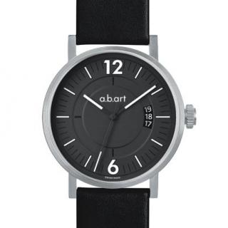 obrázek Pánské automatické hodinky a.b.art OA108 - černé