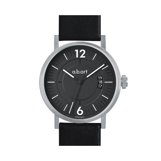 Pánské automatické hodinky a.b.art OA108 - černé