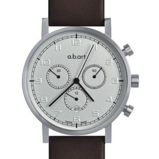 obrázek Pánské hodinky a.b.art OC105 - stříbrné