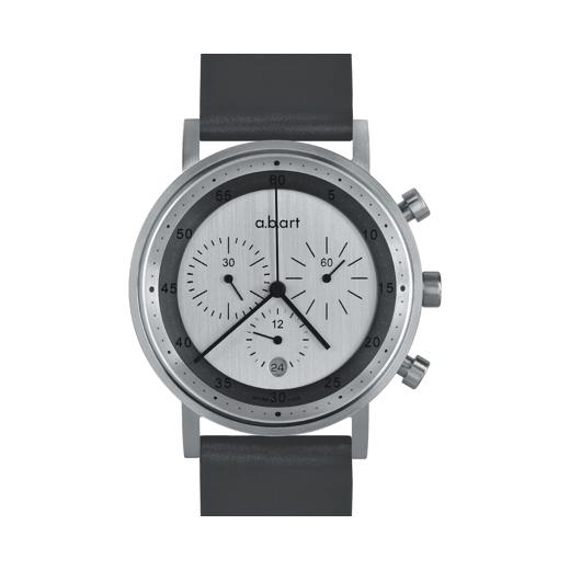 Pánské hodinky a.b.art OC401 - stříbrné