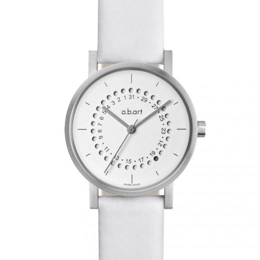 Dámské hodinky a.b.art OS101 - bílé