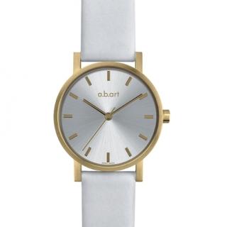 obrázek Dámské hodinky a.b.art OS120 - stříbrné