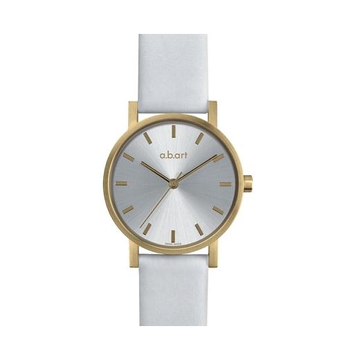 Dámské hodinky a.b.art OS120 - stříbrné