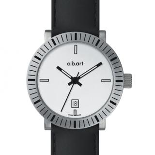 obrázek Pánské hodinky a.b.art W101 - bílé