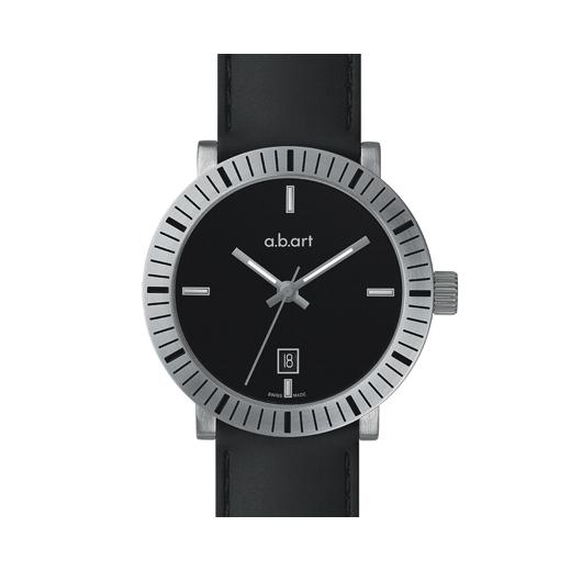 Pánské hodinky a.b.art W102 - černé