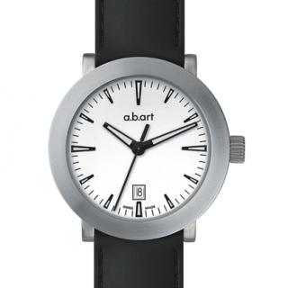 obrázek Pánské hodinky a.b.art W201 - bílé