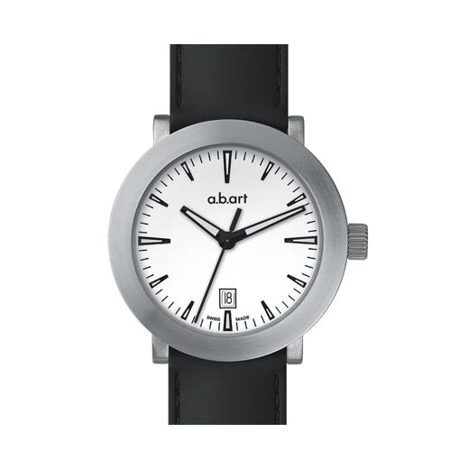 Pánské hodinky a.b.art W201 - bílé
