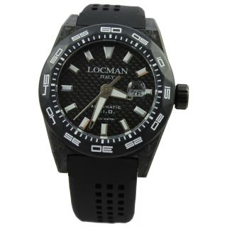 obrázek Pánské hodinky Locman Stealth 300m Carbon - černé