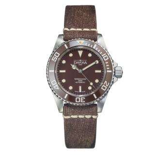 obrázek Pánské automatické hodinky Davosa Ternos Vintage