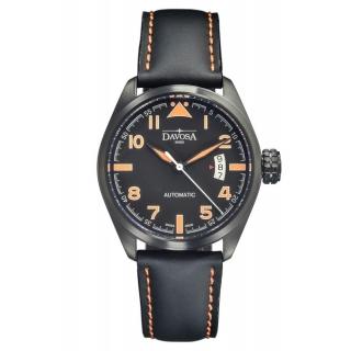 obrázek Pánské automatické hodinky Davosa Military