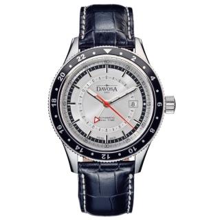 obrázek Pánské automatické hodinky Davosa World Traveller