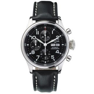 obrázek Pánské automatické hodinky Davosa Pilot Chronograph