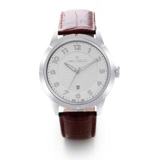 obrázek Pánské hodinky Helveco Neuchatel - bílé