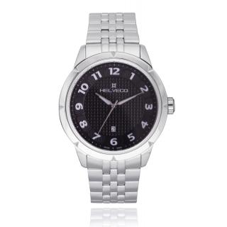 obrázek Pánské hodinky Helveco Neuchatel - černé