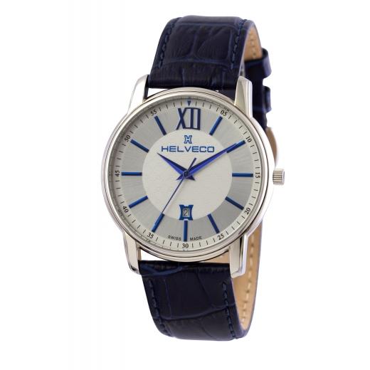 Pánské hodinky Helveco Morel - modré