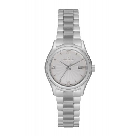 Dámské hodinky Helveco Arosa - stříbrné