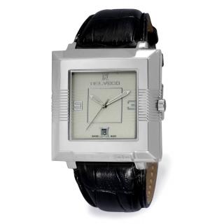 obrázek Pánské hodinky Helveco Pyramid - stříbrné