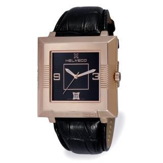 obrázek Pánské hodinky Helveco Pyramid - černé