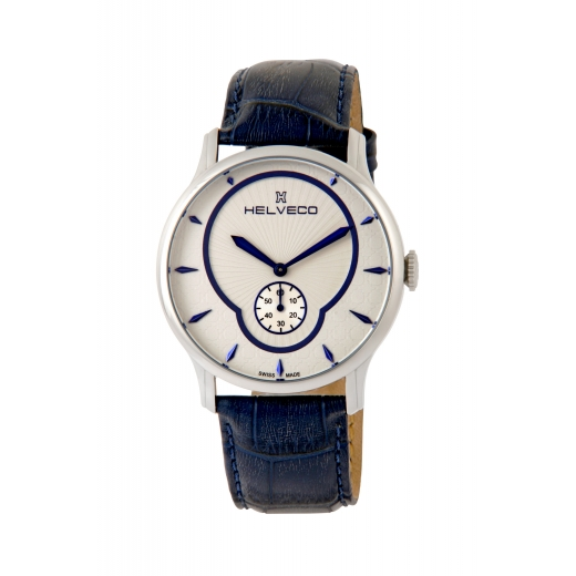 Pánské hodinky Helveco Montreux - modré