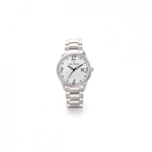 Dámské hodinky Helveco Sentier - stříbrné
