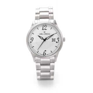 7016c2c8431 obrázek Pánské hodinky Helveco Sentier - stříbrné